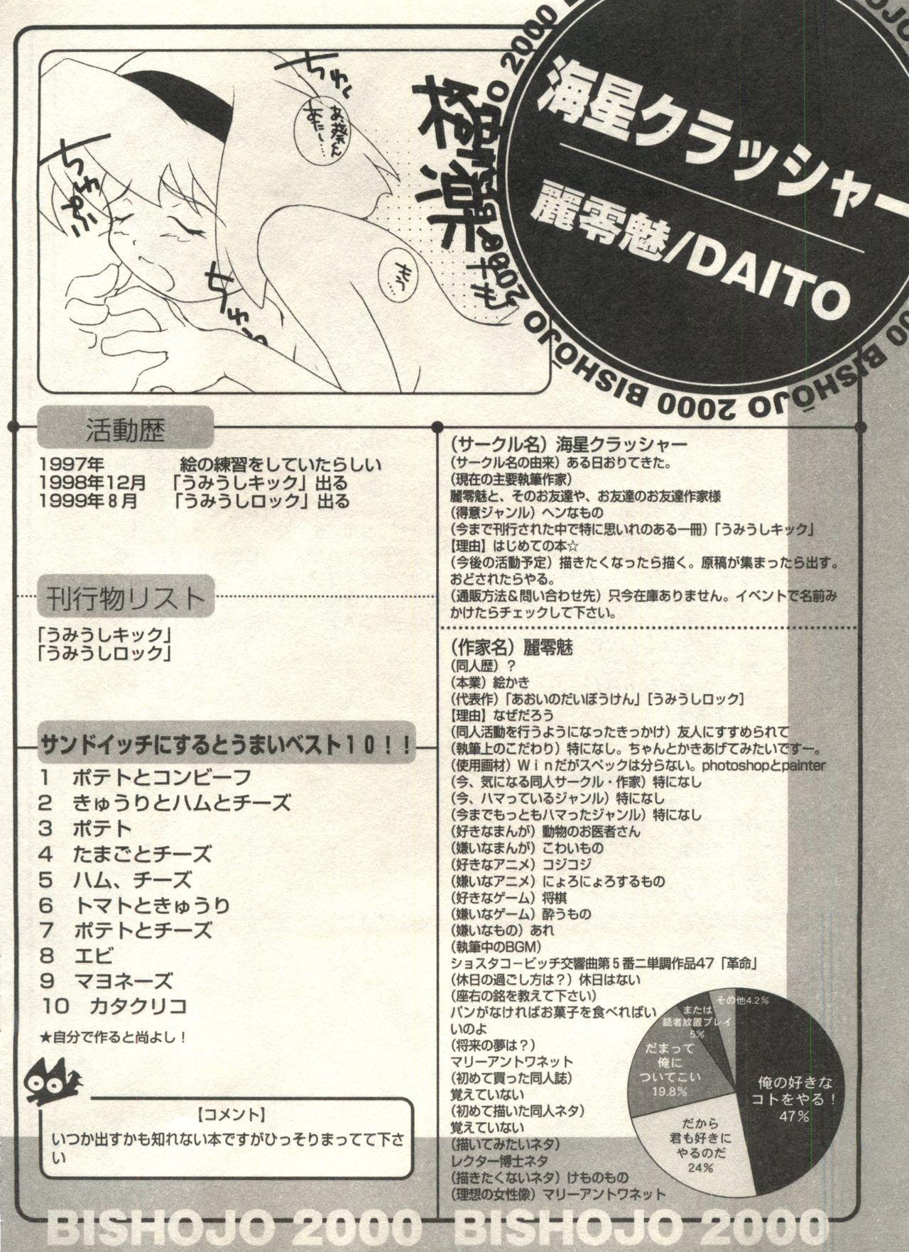 Bishoujo Shoukougun 2000 Manga-Anime Hen 157