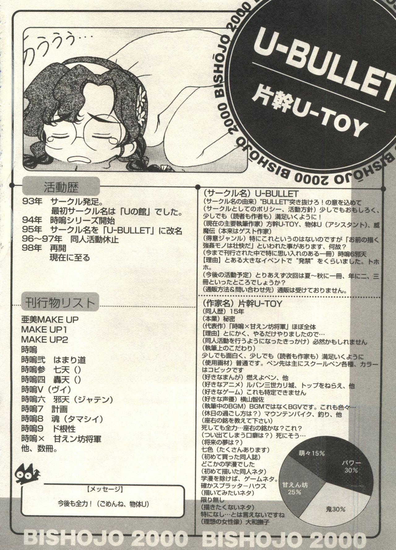 Bishoujo Shoukougun 2000 Manga-Anime Hen 179