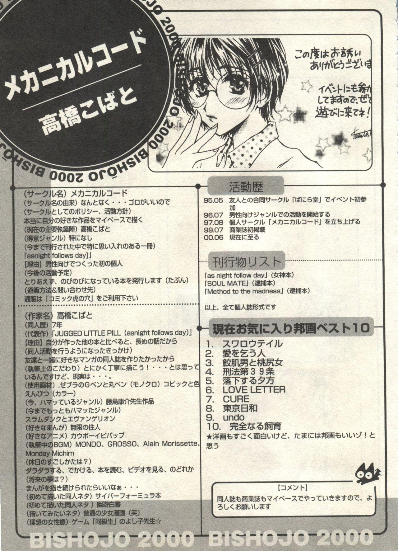 Bishoujo Shoukougun 2000 Manga-Anime Hen 204
