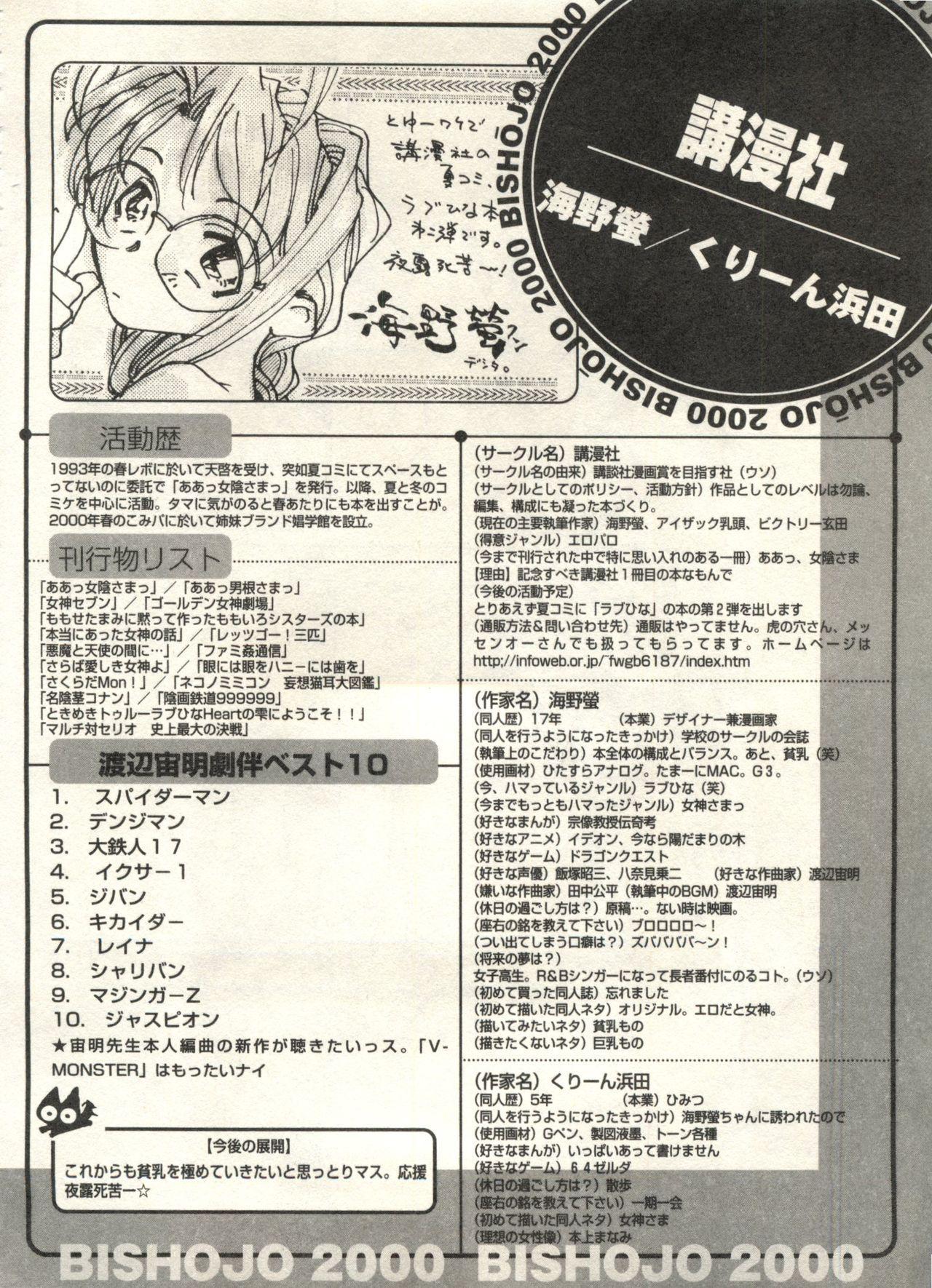 Bishoujo Shoukougun 2000 Manga-Anime Hen 21