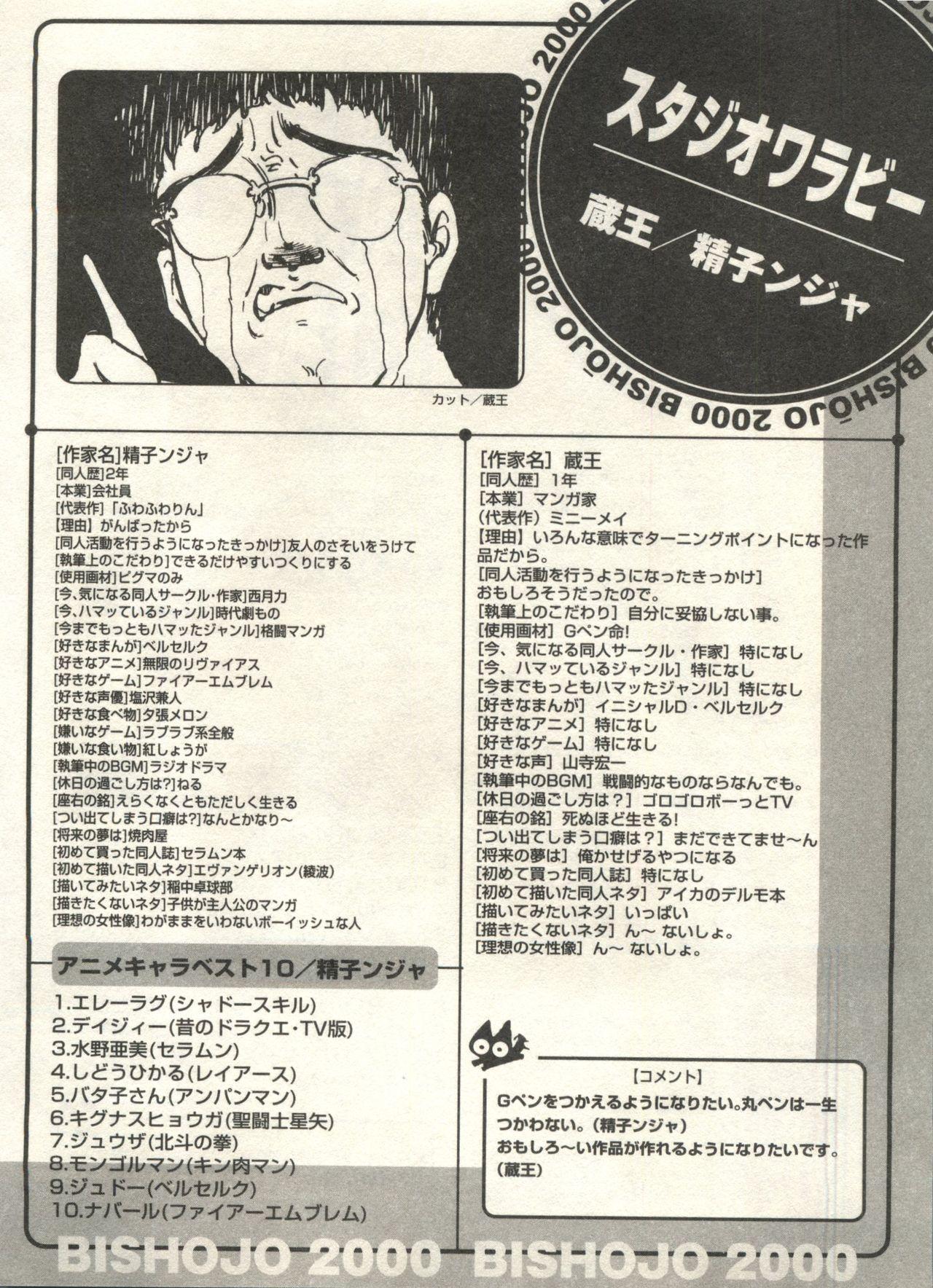Bishoujo Shoukougun 2000 Manga-Anime Hen 97