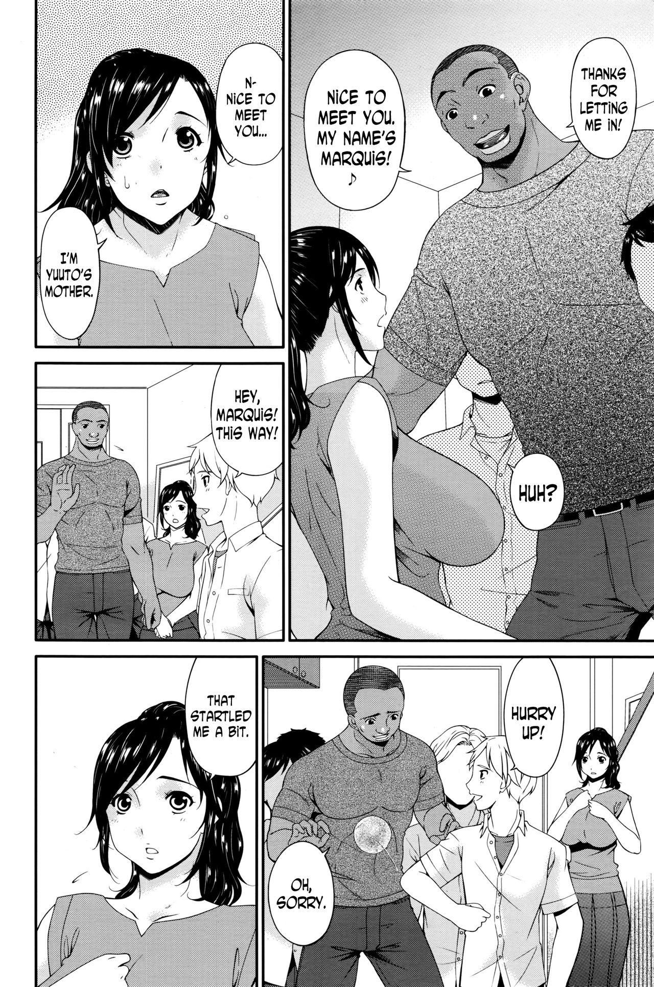 Youbo   Impregnated Mother Ch. 1-5 1