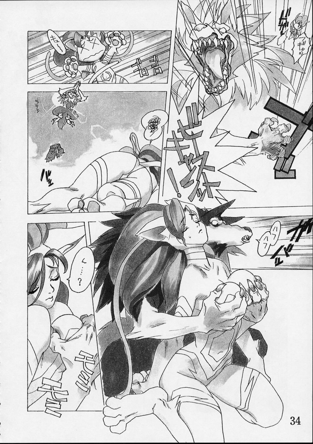 Shunkashuutou Vol.01 32