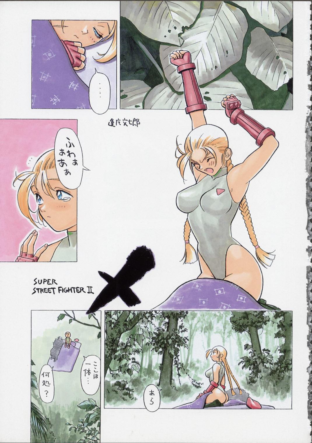 Shunkashuutou Vol.01 41