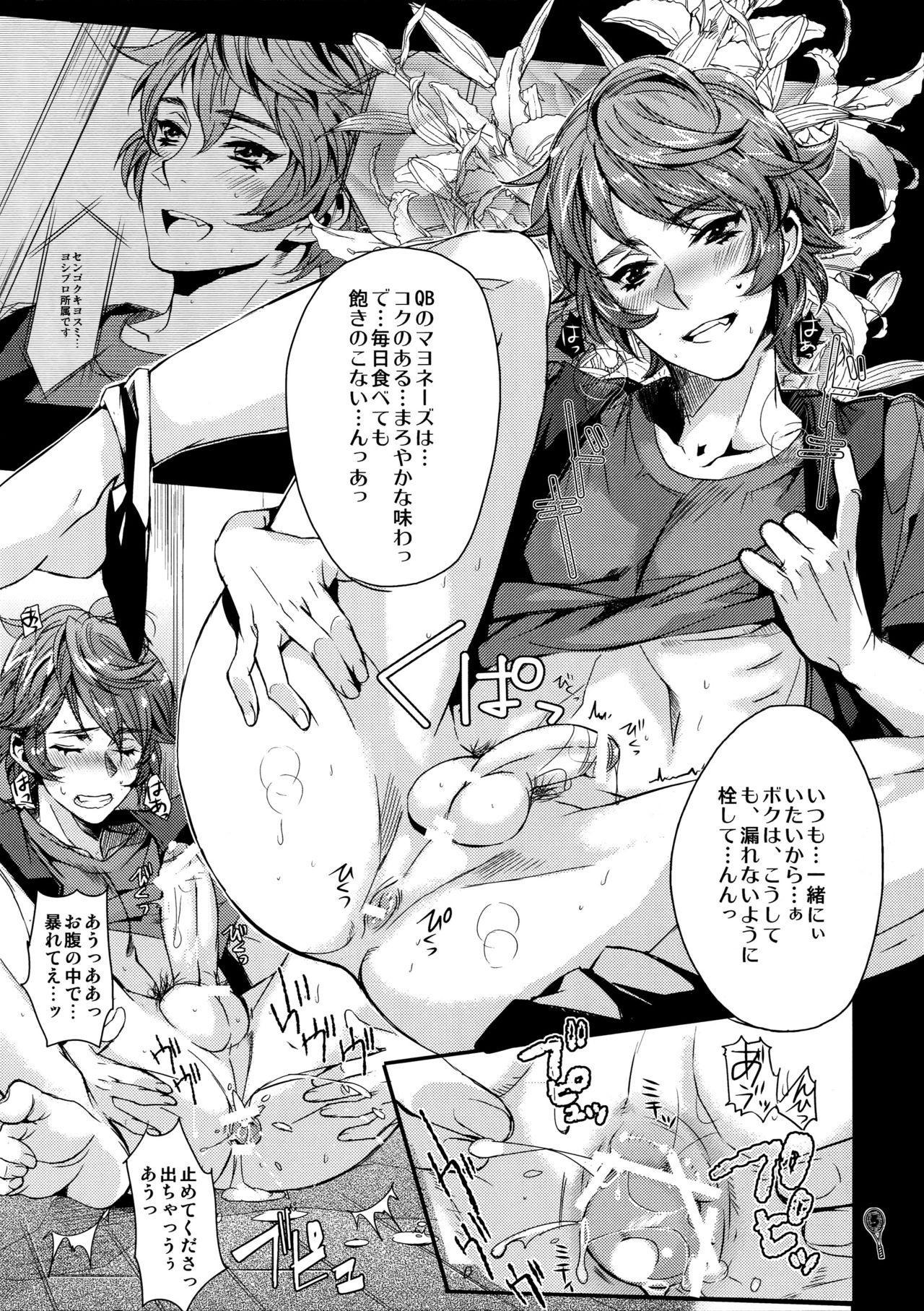 Sengoku Chiridol Seijunha 3