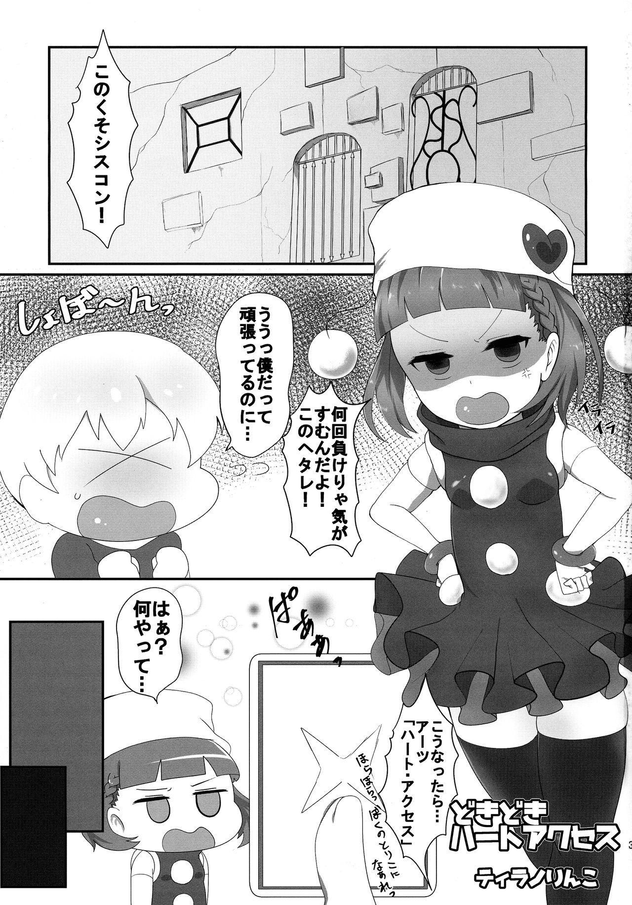 LRIG Kenkyuu Nisshi 2017 Natsugou 2