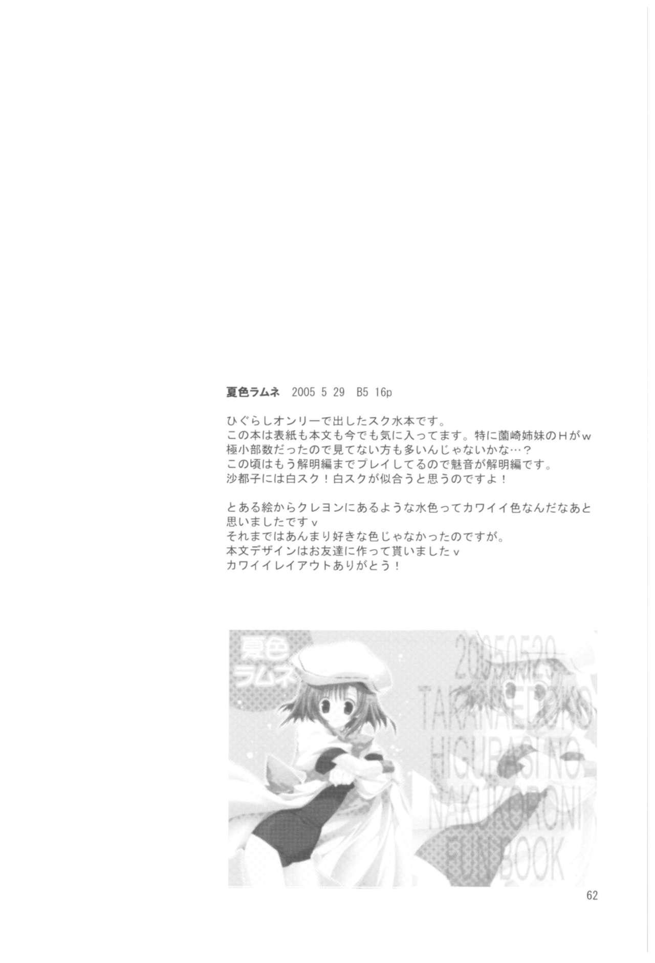 Naedoko Ikusei Kansatsu Kiroku 61