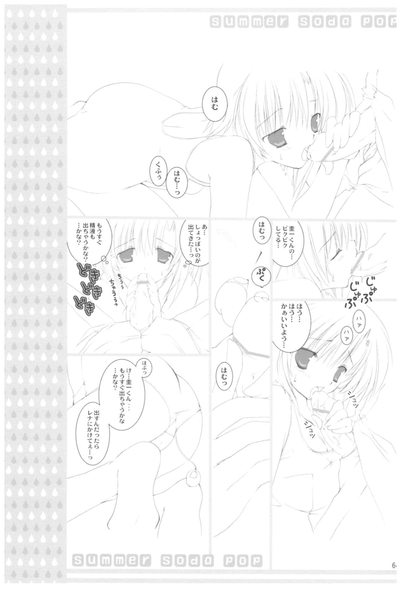 Naedoko Ikusei Kansatsu Kiroku 63