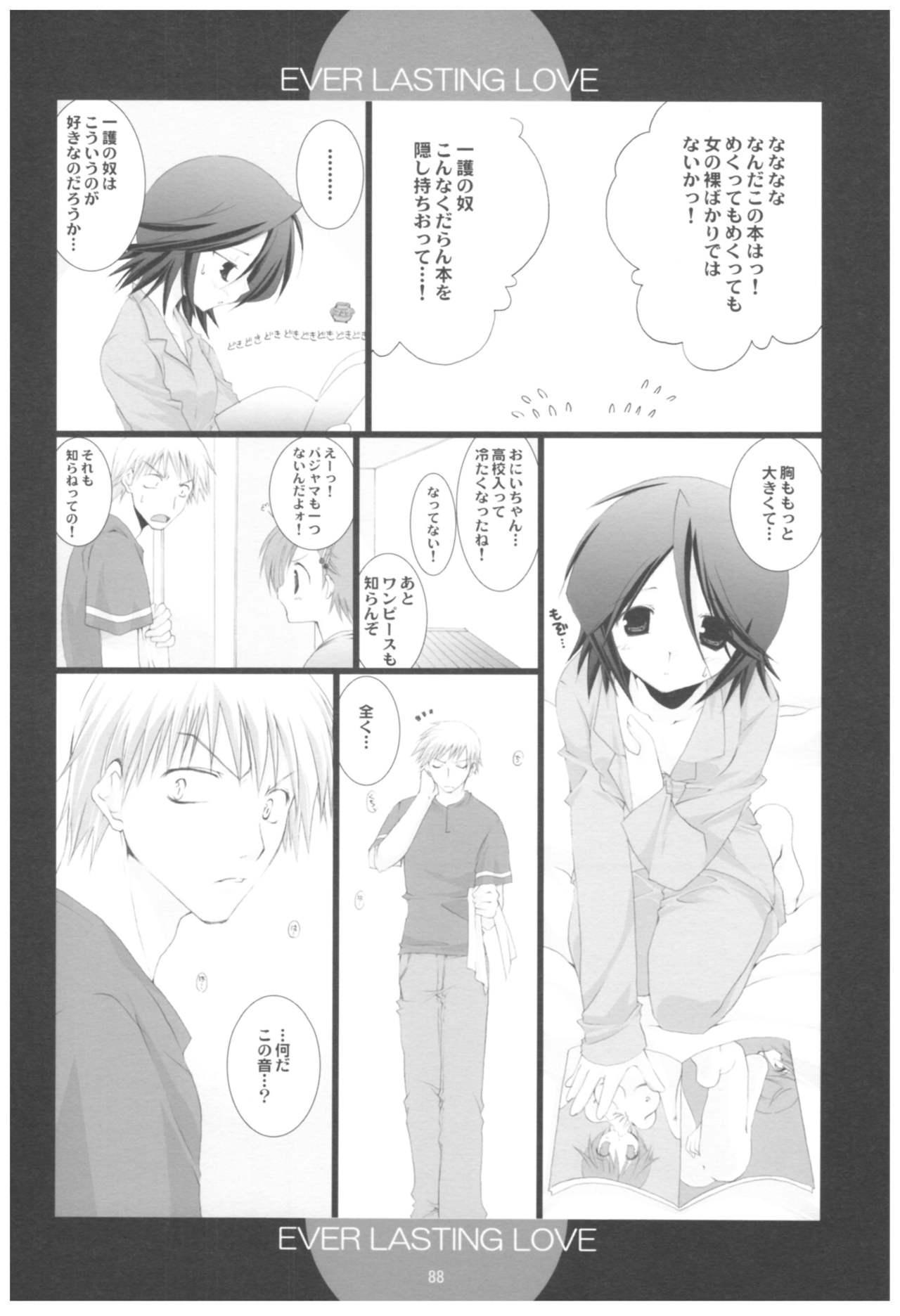 Naedoko Ikusei Kansatsu Kiroku 87