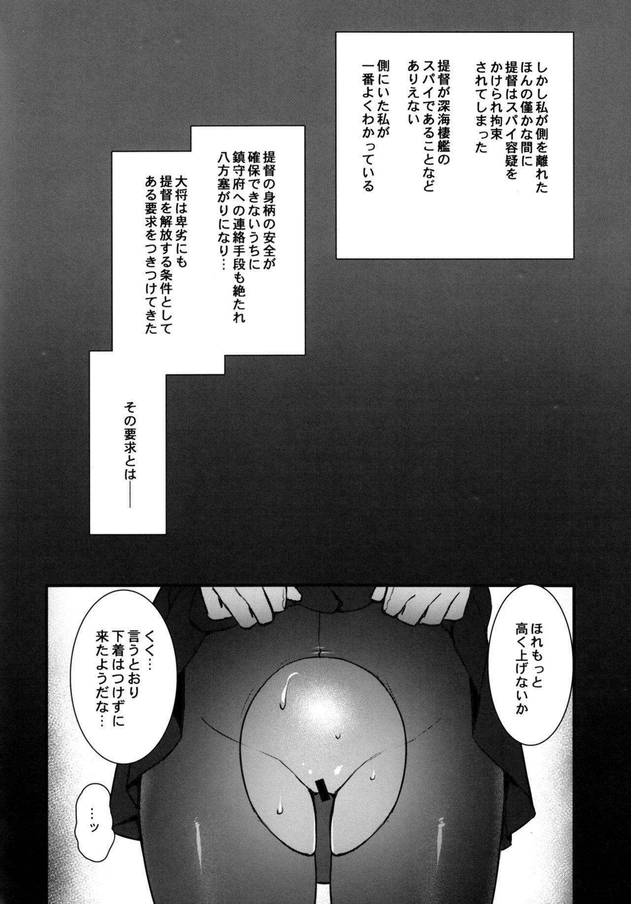 Hamakaze Netori 4