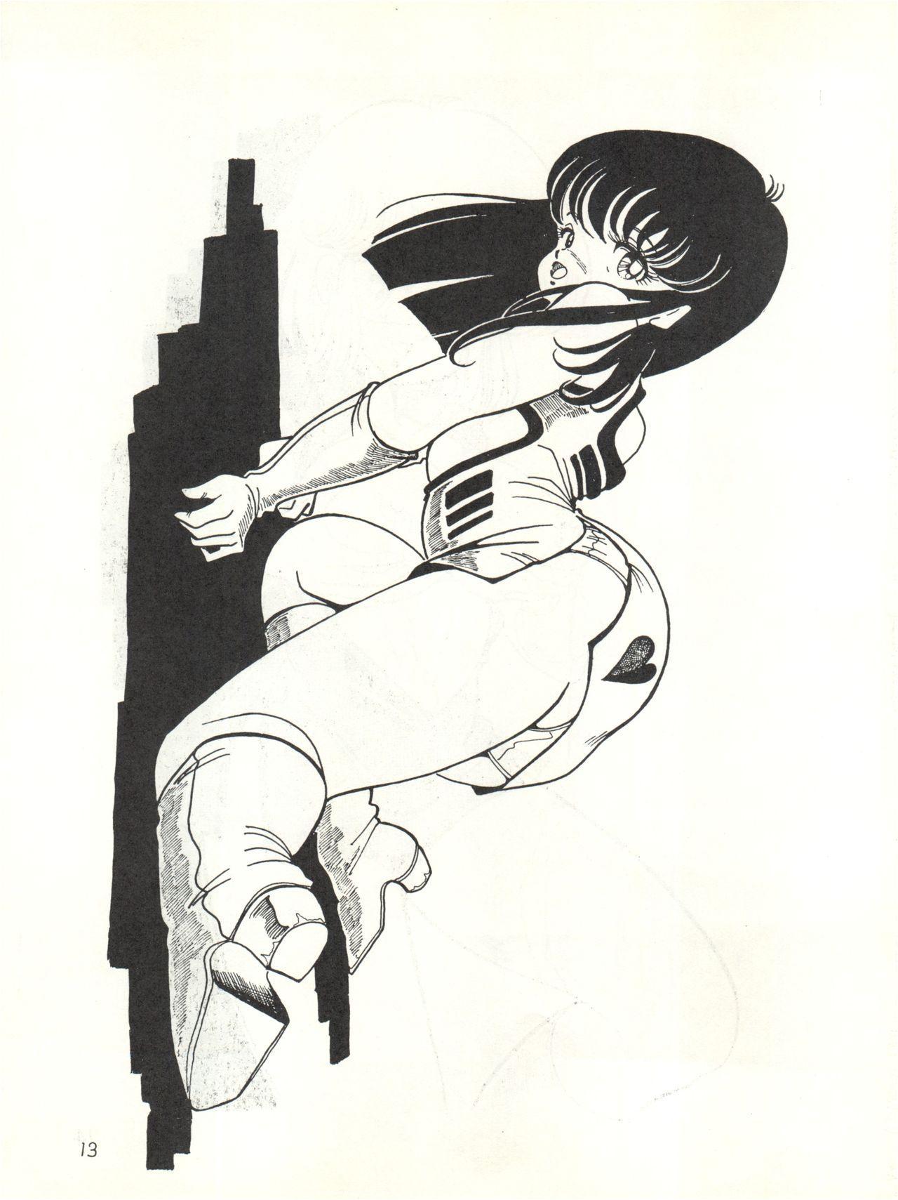 Soldier Lady vol. 8 14