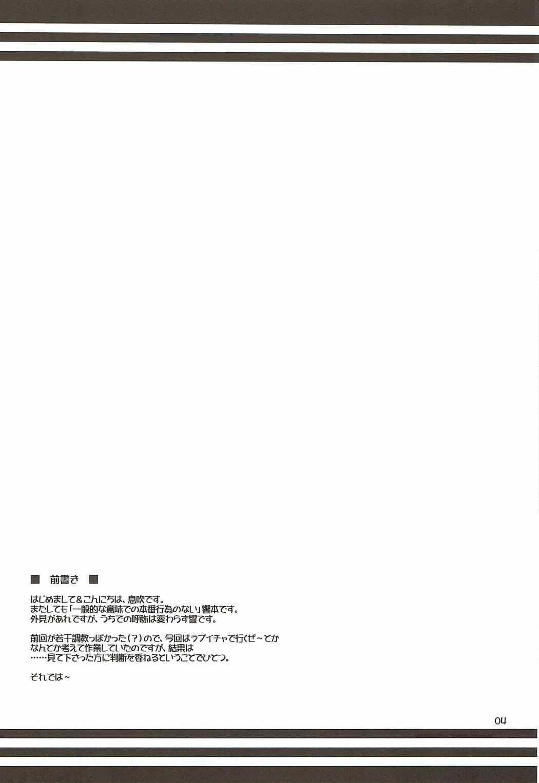Watashi dake no Tokubetsu Ninmu. Kai 3