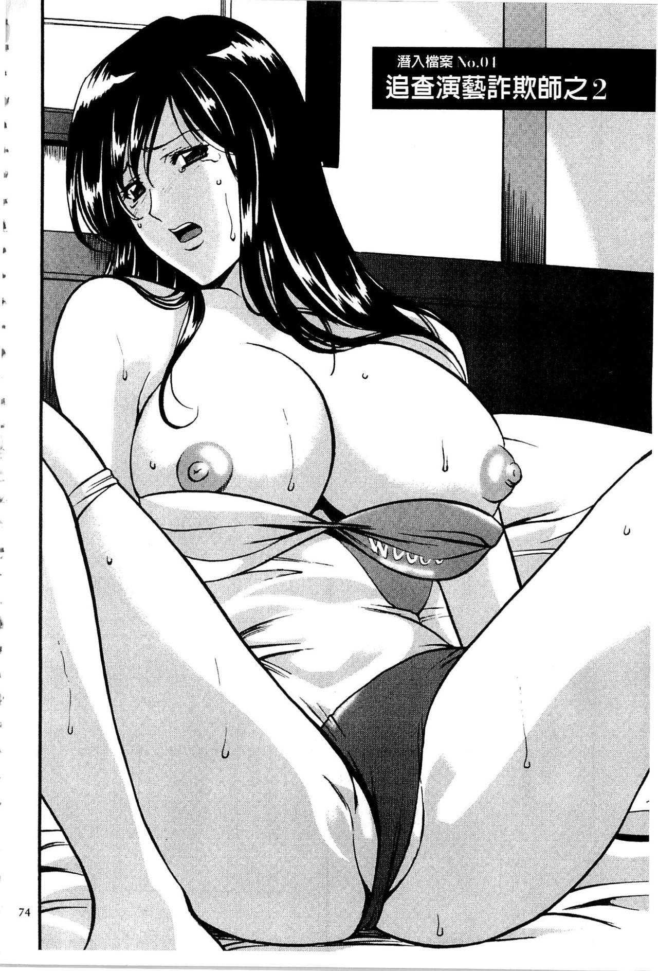 Sennyu Tsuma Satomi Kiroku | 臥底人妻里美 洗腦凌辱的記錄 上集 71