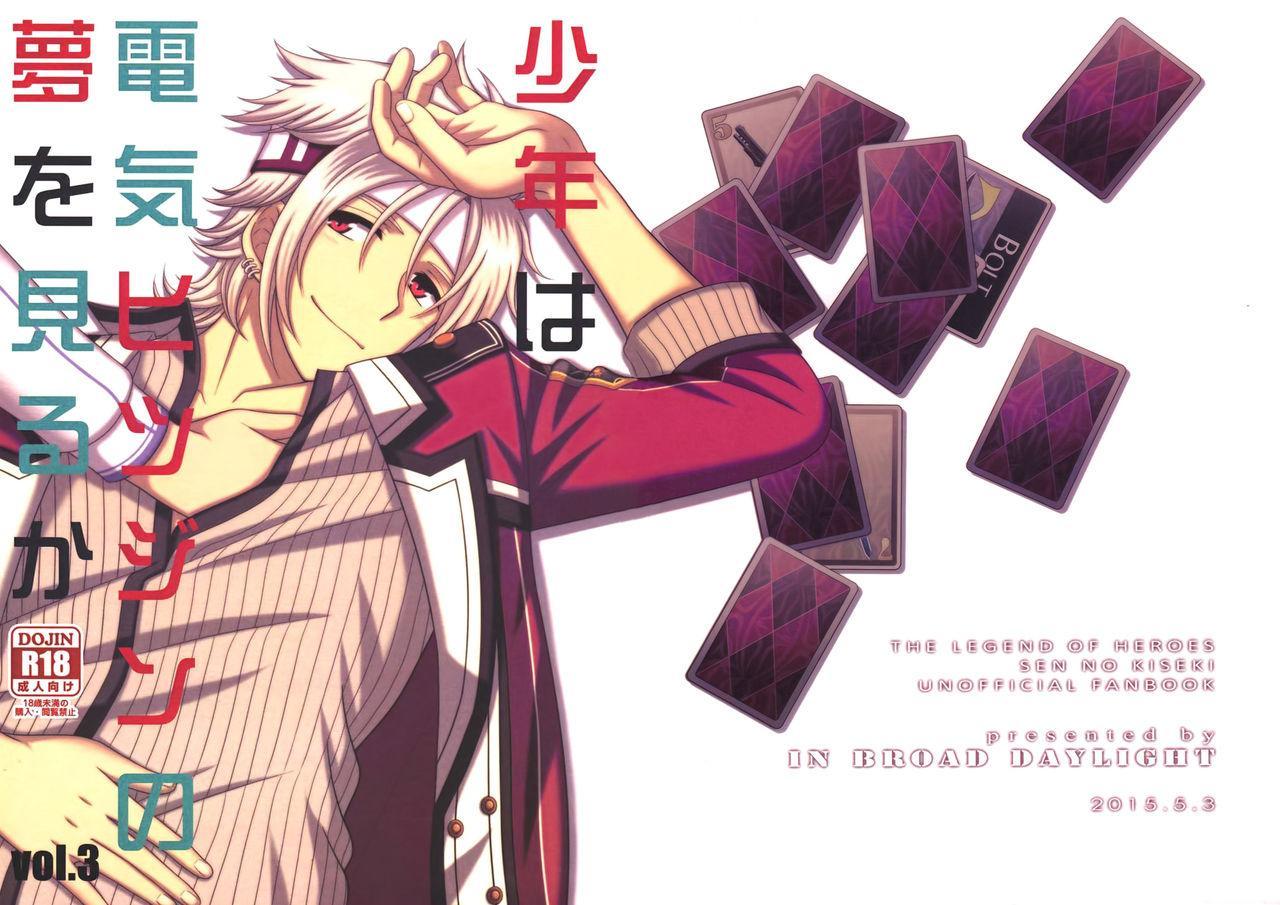 Shounen wa Denki Hitsujin no Yume o Miru ka Vol. 3 1