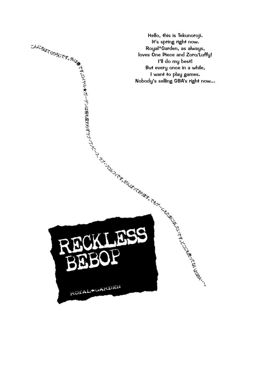 RECKLESS BEBOP 8