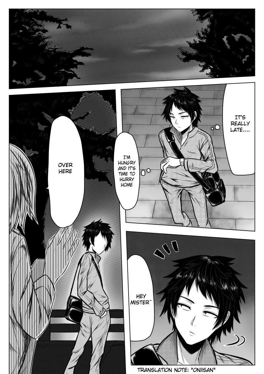 Gomeirei to Araba Onna ni Narimasu. | He'll become a girl if ordered to 2