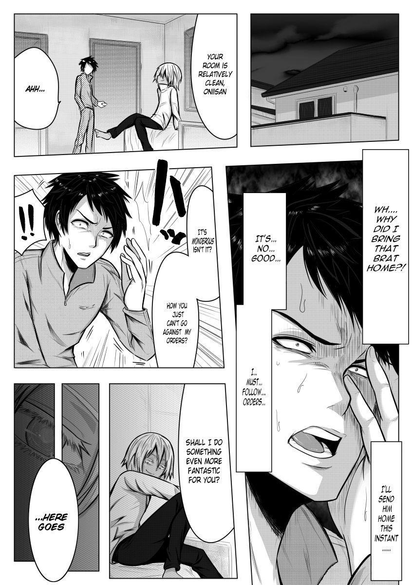 Gomeirei to Araba Onna ni Narimasu. | He'll become a girl if ordered to 5
