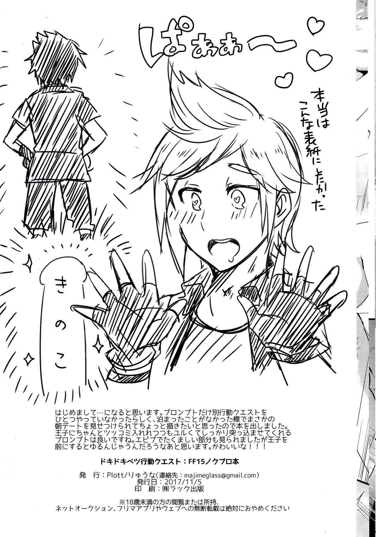 Dokidoki Betsu Koudou Quest 12
