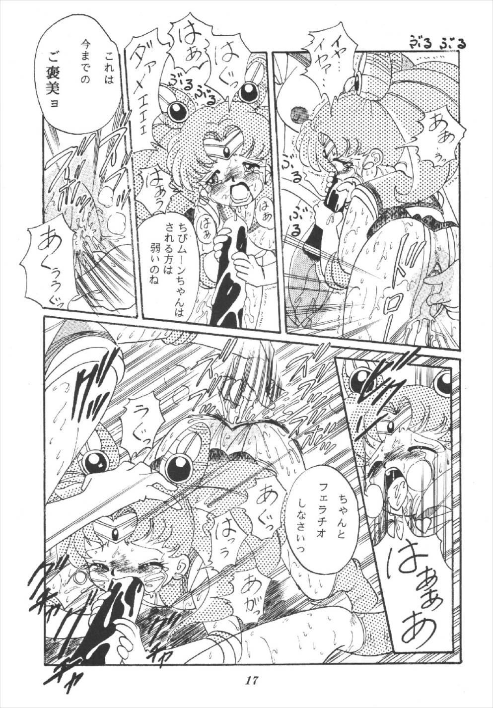 Tsuki no Shiru 16