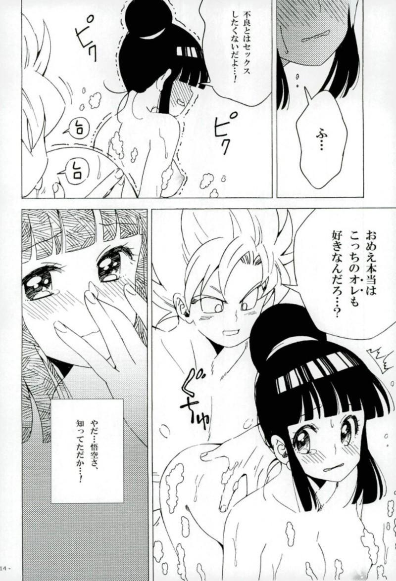 夢幻泡影 ドラゴンボール 12