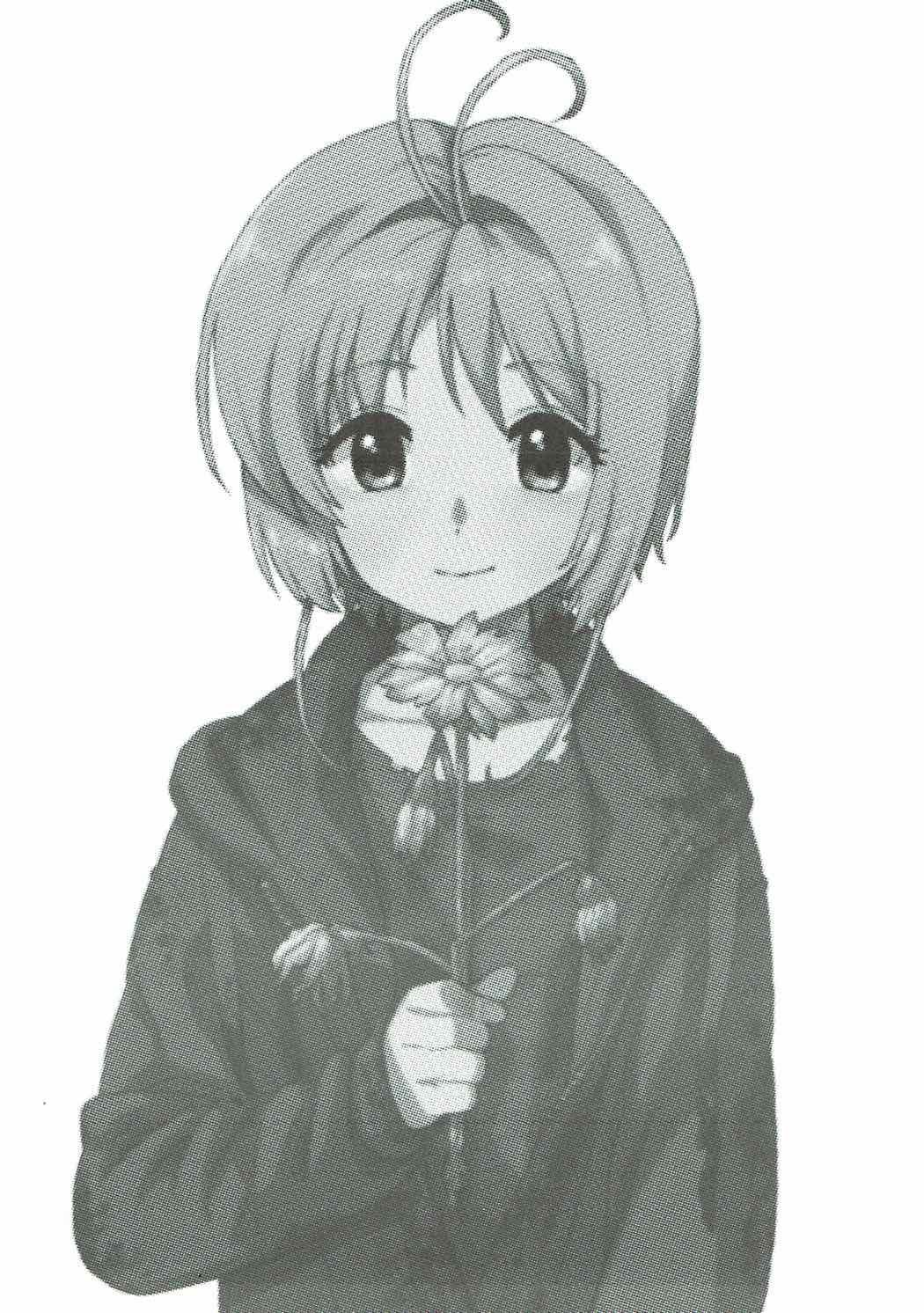 Sakura to Syaoran to Warm Bodies 1