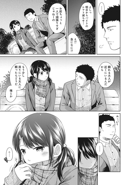 1LDK+JK Ikinari Doukyo? Micchaku!? Hatsu Ecchi!!? Ch. 1-11 131