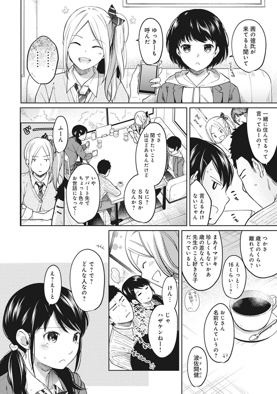 1LDK+JK Ikinari Doukyo? Micchaku!? Hatsu Ecchi!!? Ch. 1-11 178