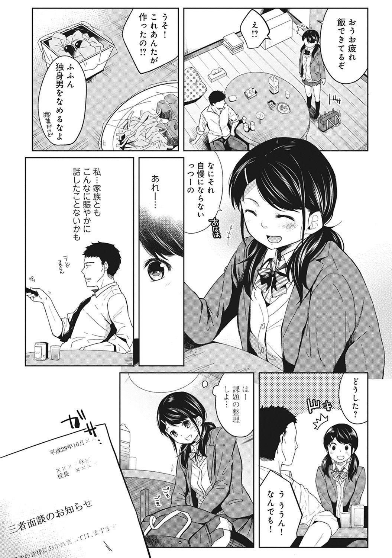 1LDK+JK Ikinari Doukyo? Micchaku!? Hatsu Ecchi!!? Ch. 1-11 27