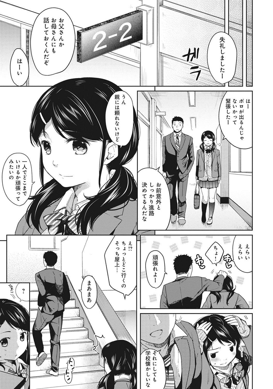 1LDK+JK Ikinari Doukyo? Micchaku!? Hatsu Ecchi!!? Ch. 1-11 29