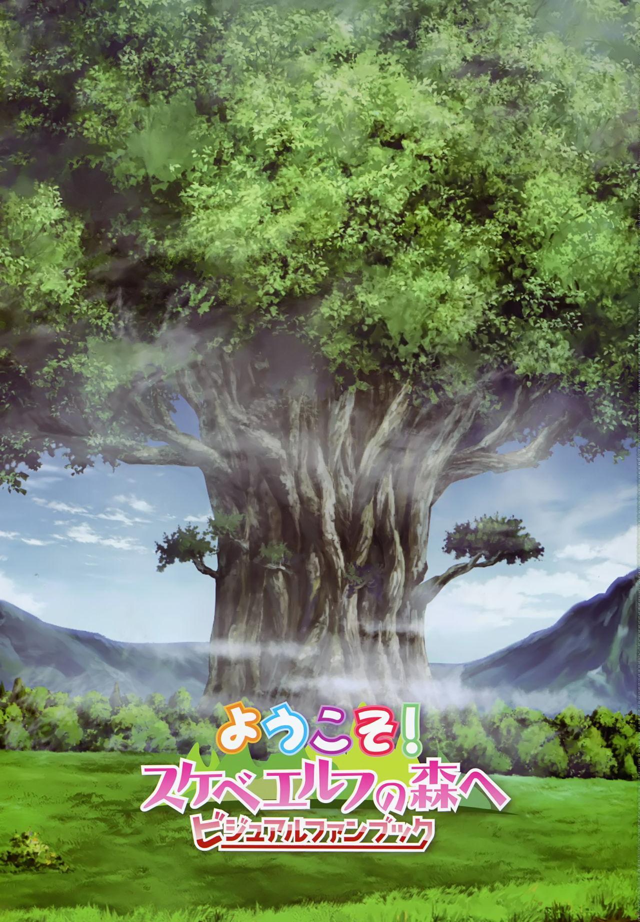 Youkoso! Sukebe Elf no Mori e Visual Fanbook 3