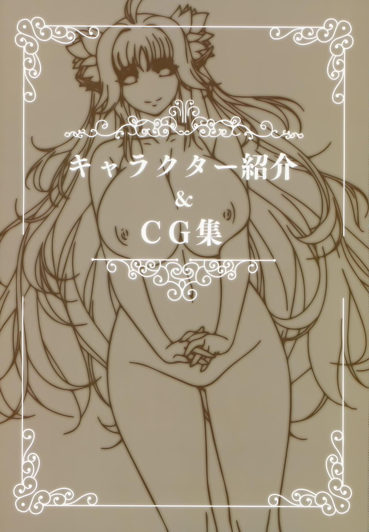 Youkoso! Sukebe Elf no Mori e Visual Fanbook 5