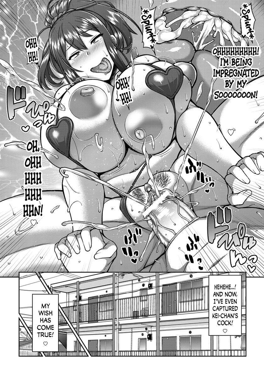 Mama wa Dosukebe Ooya-san | Mama is a Slutty Landlady 22