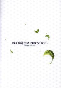 Boku no Sensei wa Mahoutsukai 8