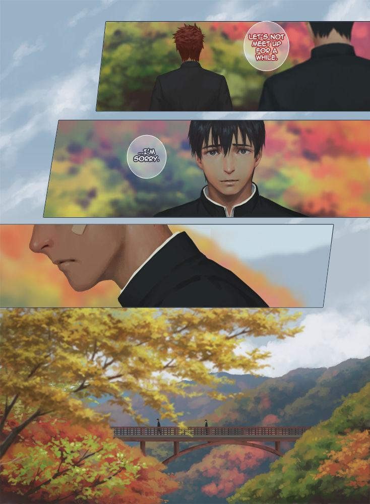 Smile Ch.04 - Before the Storm 10