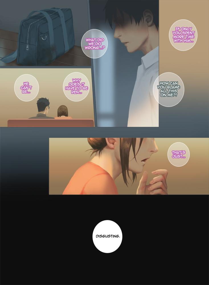 Smile Ch.04 - Before the Storm 20