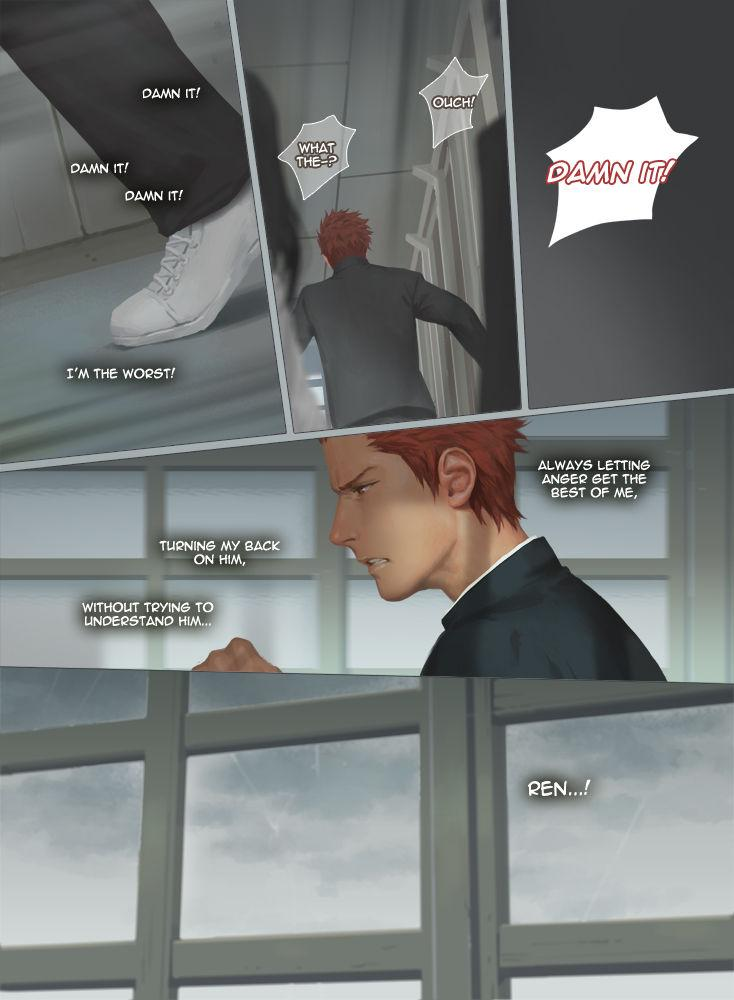 Smile Ch.04 - Before the Storm 25