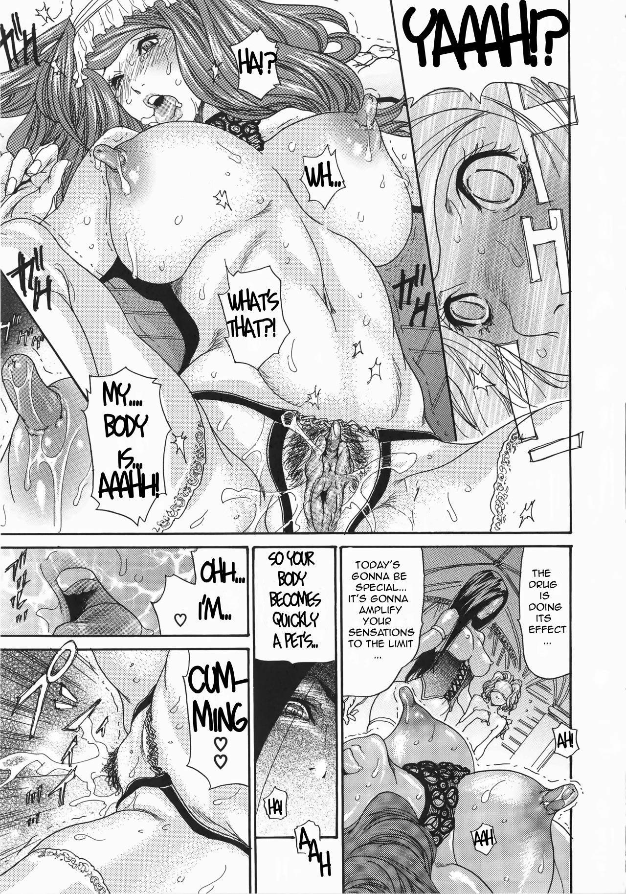 [Aoi Hitori, Izayoi Seishin, Yamasaki Masato] Metamorphose ~Celeb Zuma no Seien~ Ch. 1-8 [English][Decensored] [R-IC] 114