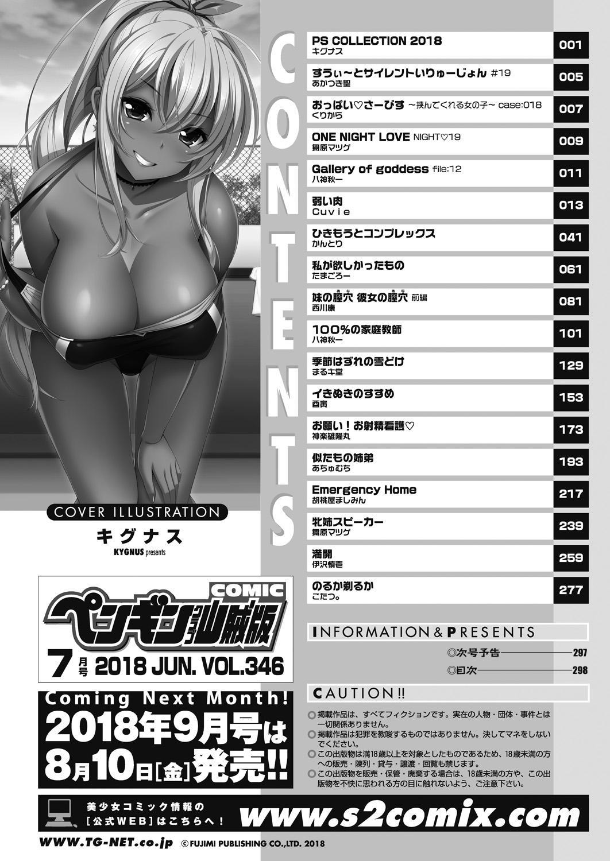 COMIC Penguin Club Sanzokuban 2018-07 299