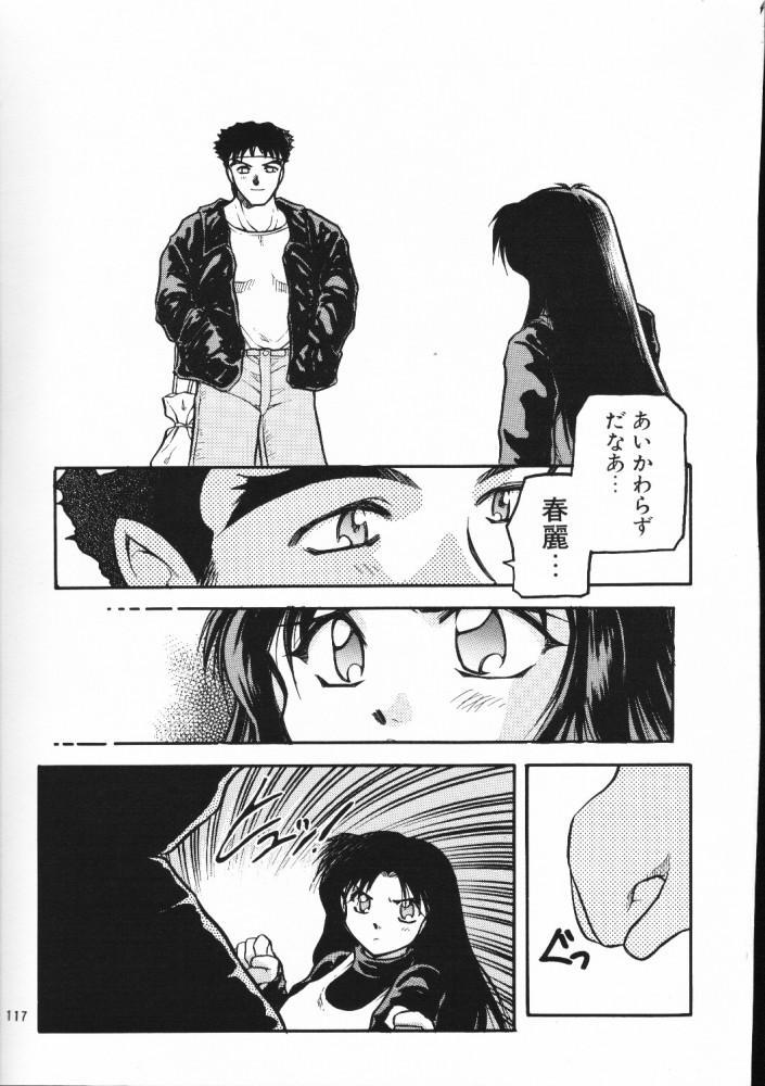 Chou Sairoku PINKISH COLLECTION 112