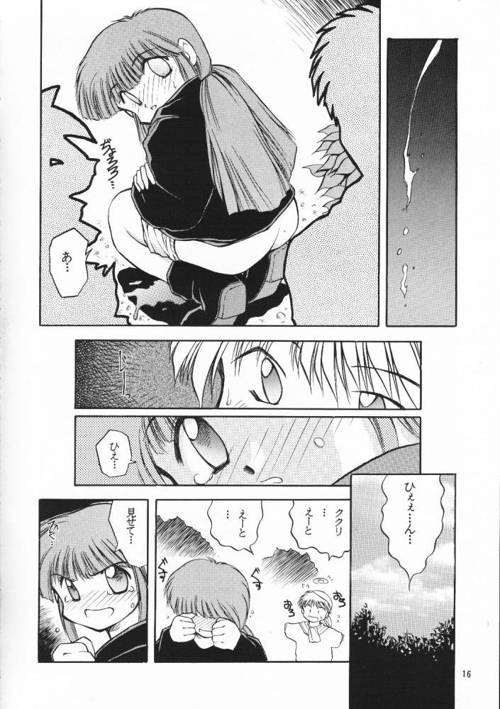 Chou Sairoku PINKISH COLLECTION 14