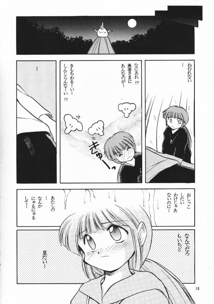 Chou Sairoku PINKISH COLLECTION 16