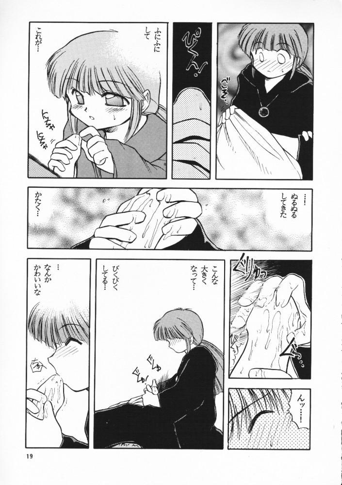 Chou Sairoku PINKISH COLLECTION 17