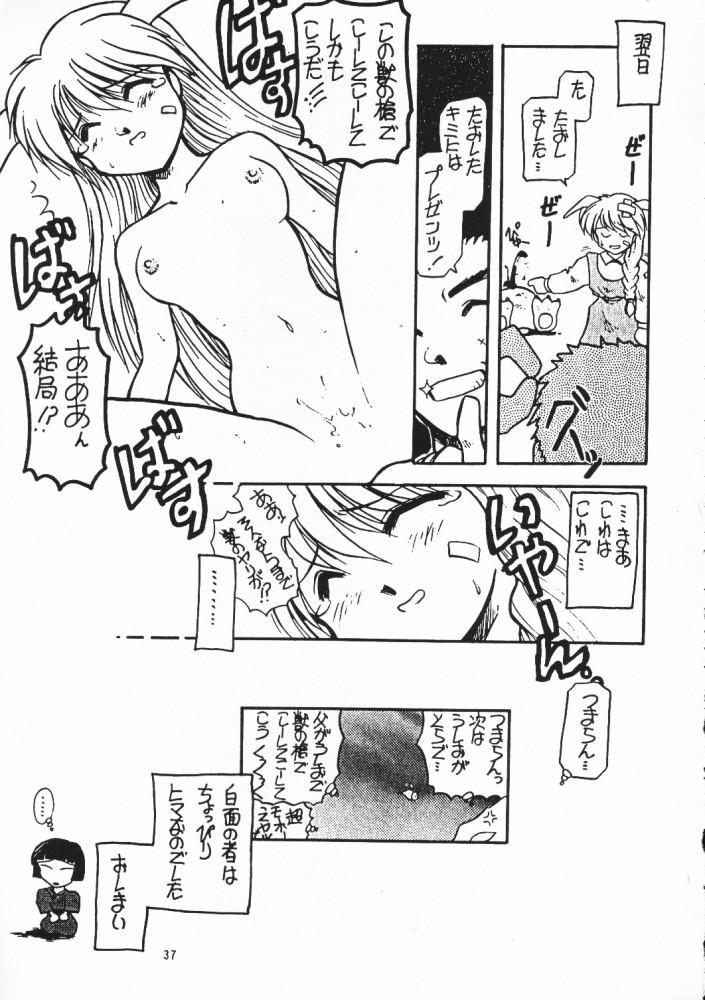 Chou Sairoku PINKISH COLLECTION 35