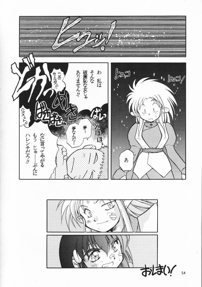 Chou Sairoku PINKISH COLLECTION 52