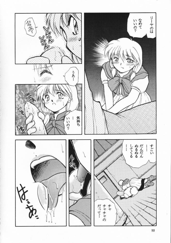 Chou Sairoku PINKISH COLLECTION 85