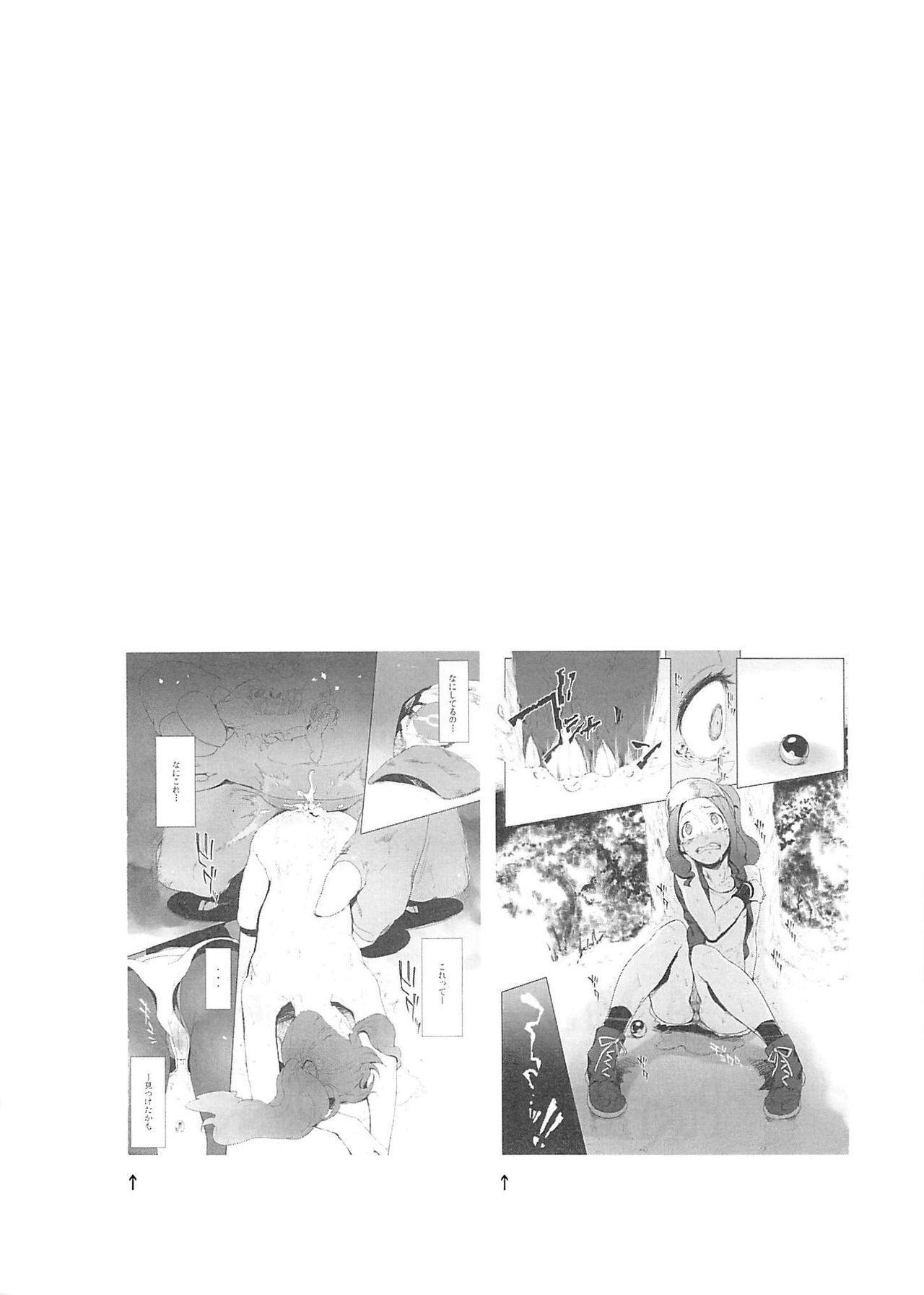 Faithful Tepig I-II Zokuhen Keikakusho 1