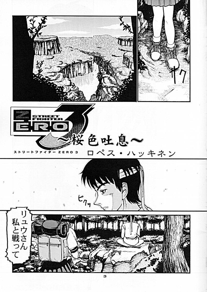 Street Fighter - Sana 6 2