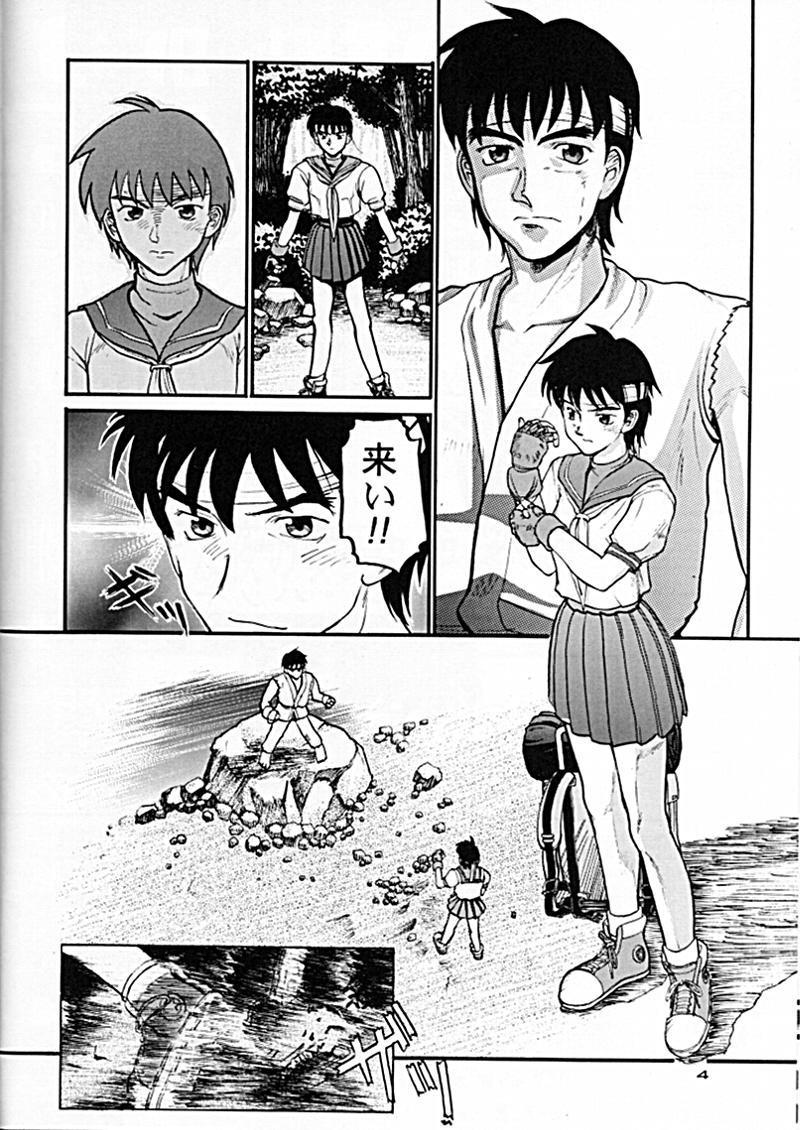 Street Fighter - Sana 6 3