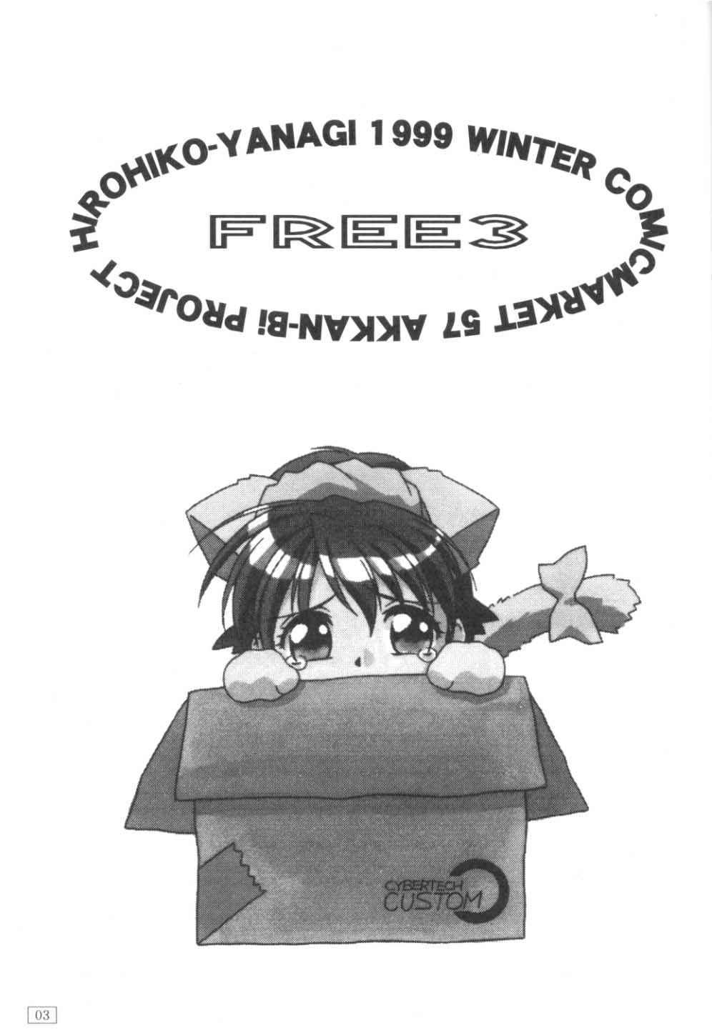 Hirohiko Yanagi - Free3 1