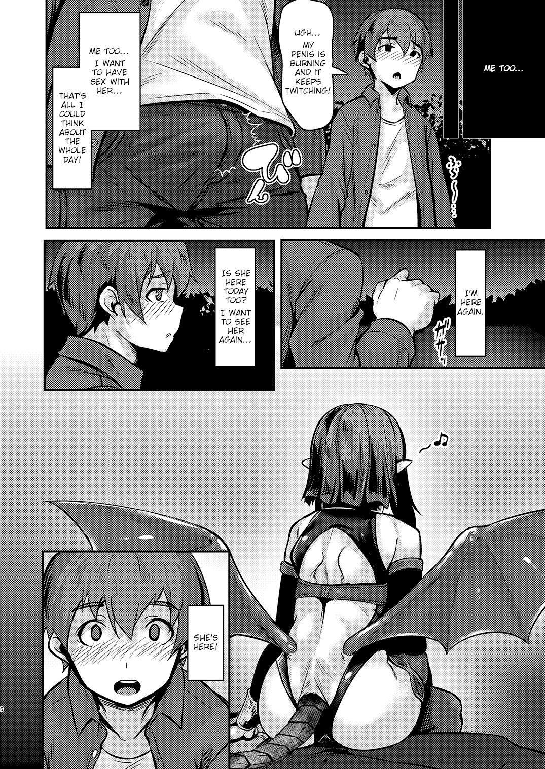 Yasashii Succubus-chan to 4